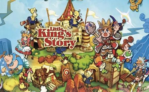 TNP Little Kings Story TEST   New Little Kings Story PSVita: les dlices du palais