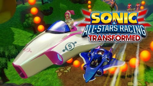 TNP SASRT header Lumire sur... Sonic All Stars Racing Transformed