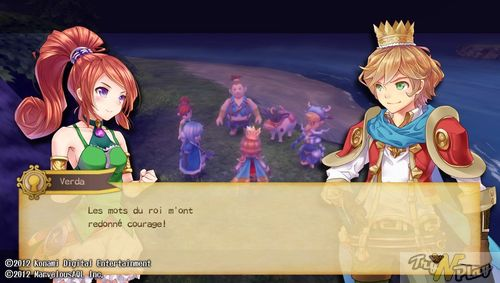 TNP TNP new little king story TEST   New Little Kings Story PSVita: les dlices du palais