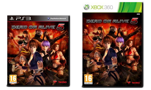 TNP doa5multi CONCOURS Dead or Alive 5   Gagne le jeu sur la console de ton choix !