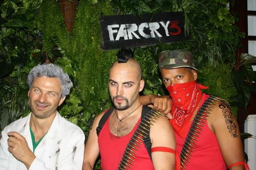 TNP farcry3 proffou EVENEMENT   Lumire sur... Far Cry 3: rcit de rescaps