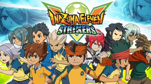 TNP inzeuma11 head TEST   Inazuma Eleven Strikers Wii