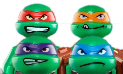 TNP tmnt lego header GEEKERY   Les Tortues Ninjas au pays des LEGO