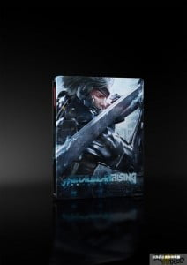 TNP MGR PS3 Steelbook RENDER 011 212x300 ACTU JEU   Metal Gear Rising Revengeance: Deux Steelbooks sinon rien