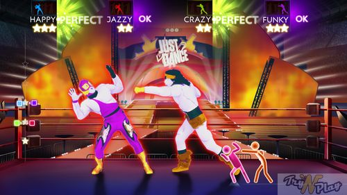 TNP TNP JD4 11 TEST   Just Dance 4 Kinect Xbox 360