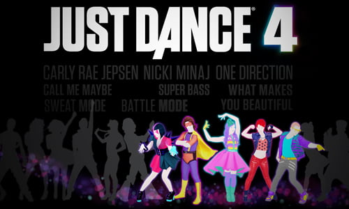 TNP TNP justdance4 header TEST   Just Dance 4 Kinect Xbox 360