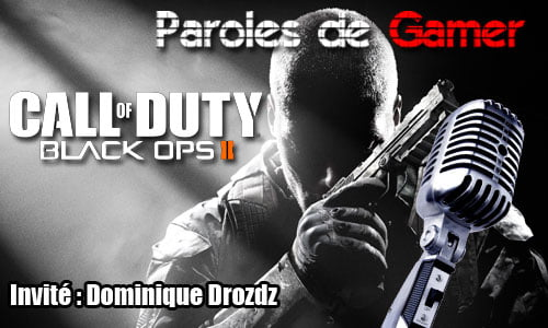 TNP interview COD2 PAROLES DE GAMER   Call of Duty: Black Ops 2