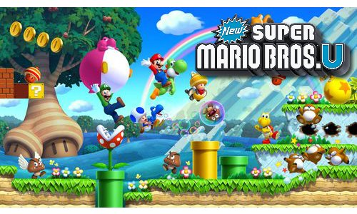 TNP nsmbu header ACTU JEU   New Super Mario Bros U : des modes en cascade