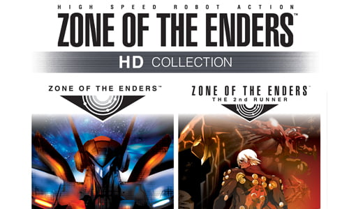 TNP zoe hd collection header TEST   Zone of The Enders HD Collection PS3