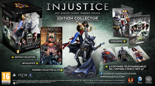 TNP INJUSTICE PS3 COLLECTOR BEAUTY SHOT FRA 500x280 ACTU JEU   Injustice: des dieux bientt parmi nous