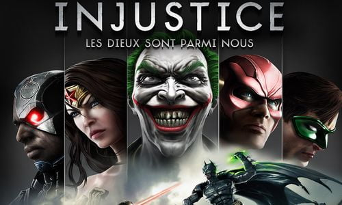 TNP injustice header ACTU JEU   Injustice: des dieux bientt parmi nous