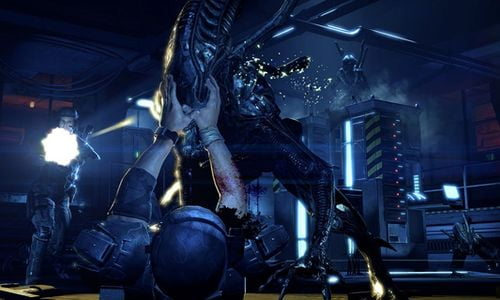 TNP alienscolonialmarines header ACTU JEU   Aliens Colonial Marines vous met face  votre peur