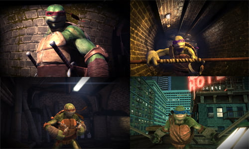 TNP TMNT Oots 01 ACTU JEU   Les Tortues Ninja sortent de lombre