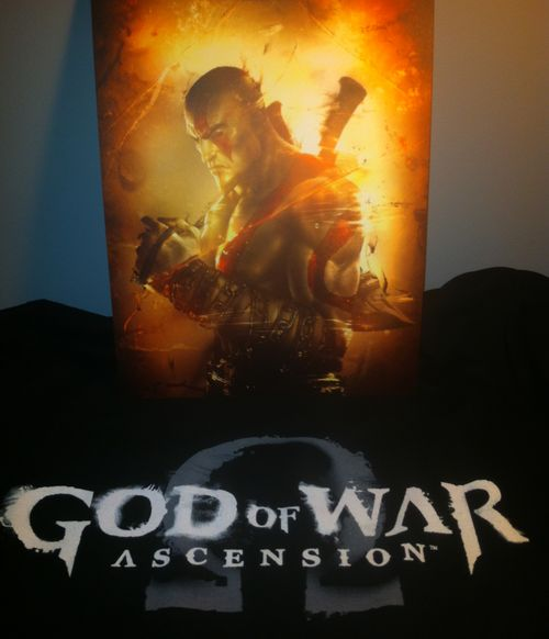 TNP TNP GOWA header GOD OF WAR: Ascension   Distribution Kratos de pains sur Paris