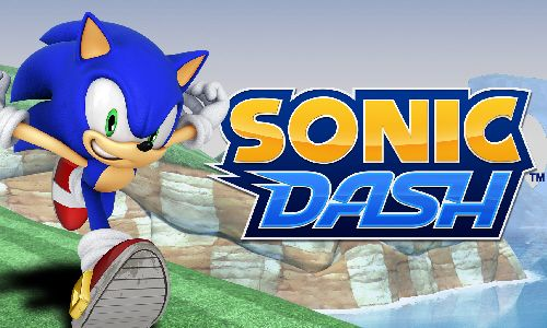 TNP TNP sonic dash header TEST   Sonic Dash iOS
