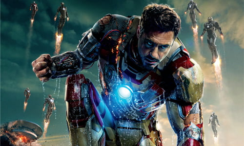 TNP ironman3 header ACTU CINE   Iron Man 3 explose tout en vido