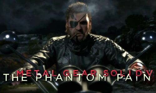 TNP mgsv ACTU JEU   Metal Gear Solid 5 officialis  la GDC