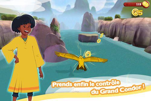 les mystérieuses cités d'or : le vol du condor
