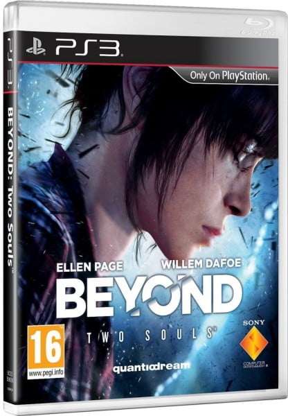 TNP beyond two souls jaquette 51701a0da0683 416x600 ACTU CINE   Beyond Two Souls fait son cinma au Tribeca