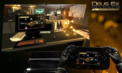 TNP deus ex human revolution wii u header ACTU JEU   Deus EX : Human Revolution   Directors Cut se justifie