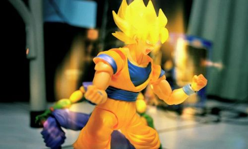 TNP dragonballZ stopmotion header Linsolite du jour   Dragon Ball Z en stop motion