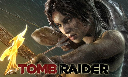 TNP tomb raider header TEST   Tomb Raider PS3 : Into The Wild