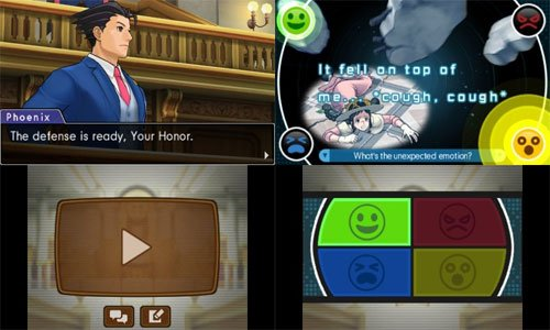 TNP AADD5 01 ACTU JEU   Ace Attorney 5 exclusif sur leShop 3DS
