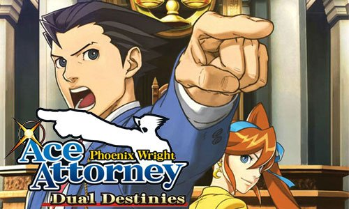 TNP AADD5 header ACTU JEU   Ace Attorney 5 exclusif sur leShop 3DS