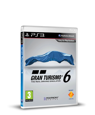 TNP GT6 jaquette ACTU JEU   Gran Turismo 6 : un 15me anniversaire sur PS3