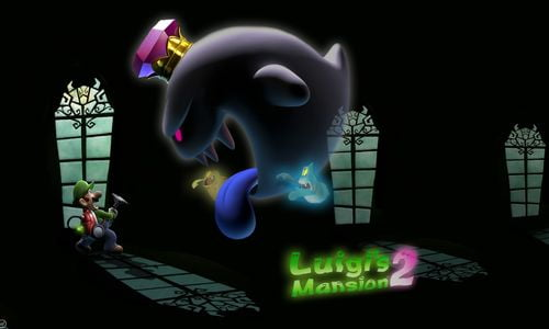 TNP luigis mansion 2 header TEST   Luigis Mansion 2 3DS