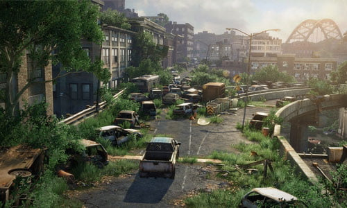 TNP TLOU 01 TEST   The Last of Us PS3