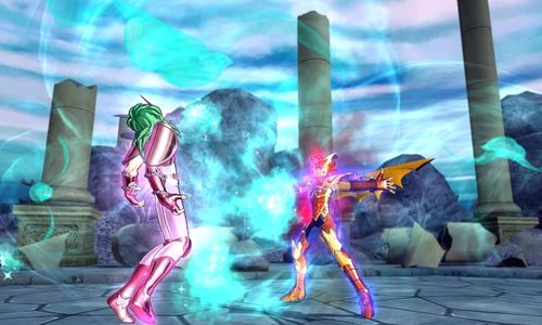 TNP SAINTSEIYABS 04 TEST   Saint Seiya Brave Soldiers PS3