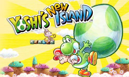 TNP yoshisnewisland header TEST   Yoshis New Island 3DS