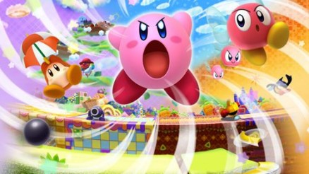TEST - Kirby : Triple Deluxe 3DS