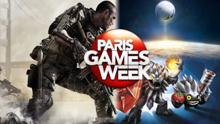 PARIS GAMES WEEK - Activision sort l'artillerie lourde